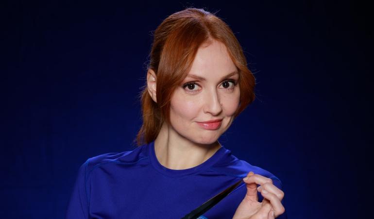 Cristina Castaño interpreta a Elena en 'Cuerpo de élite'