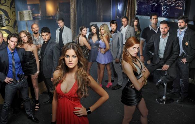 Reparto principal de la tercera temporada