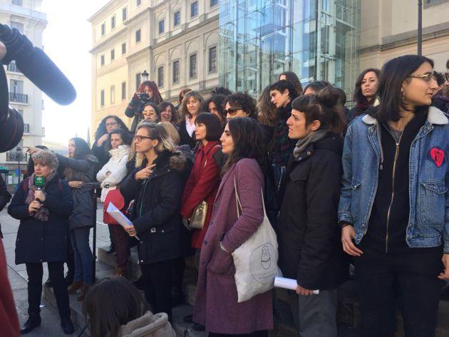 La caja de pandora: Las mujeres de la cultura se unen para denunciar el acoso sexual: Las mujeres de la cultura se unen para denunciar el acoso sexual