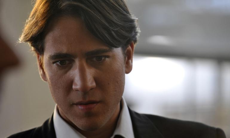 Alberto Ammann, protagonista de 'Apaches'