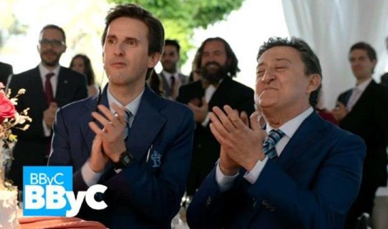 Julián Lopez y Mariano Peña en 'BByC'