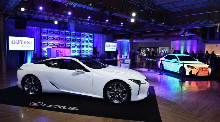 Entre los coches más resistentes se encuentran los de la marca Toyota, concretamente, Lexus