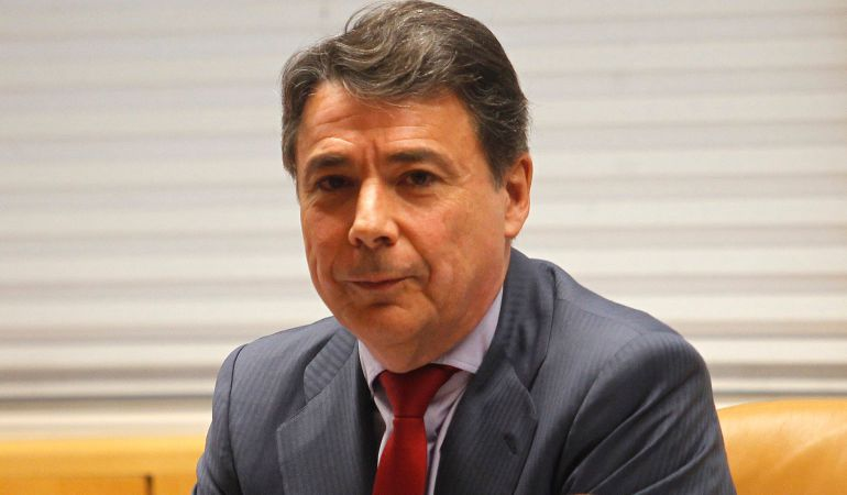 El expresidente madrileño Ignacio González.