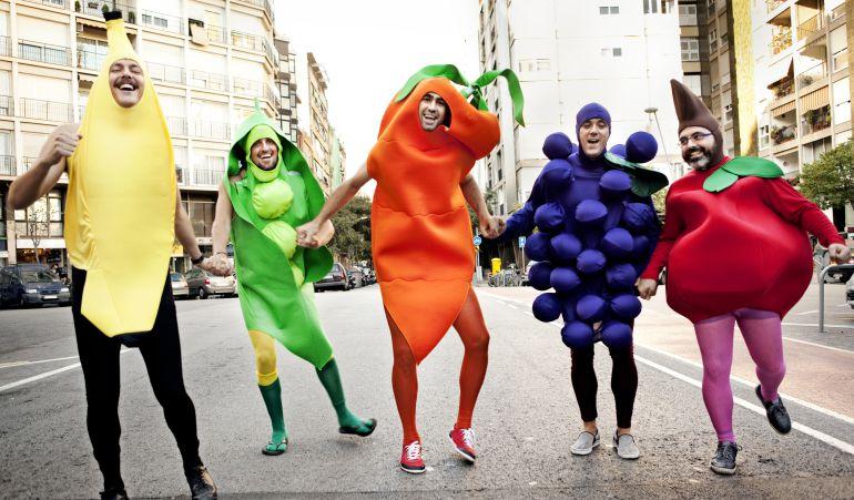 Encuentra tu disfraz original para estos carnavales.