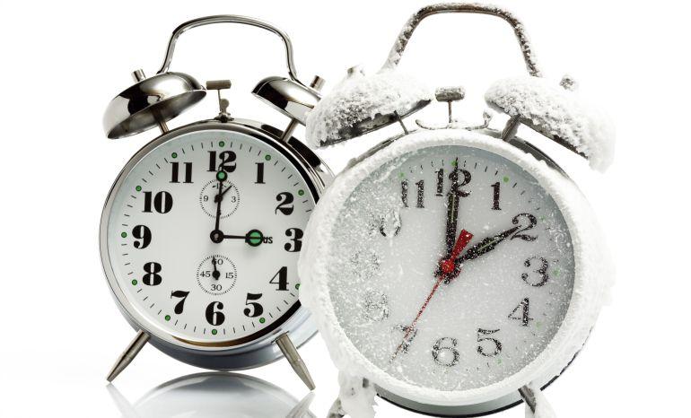 El cambio de hora, a debate.