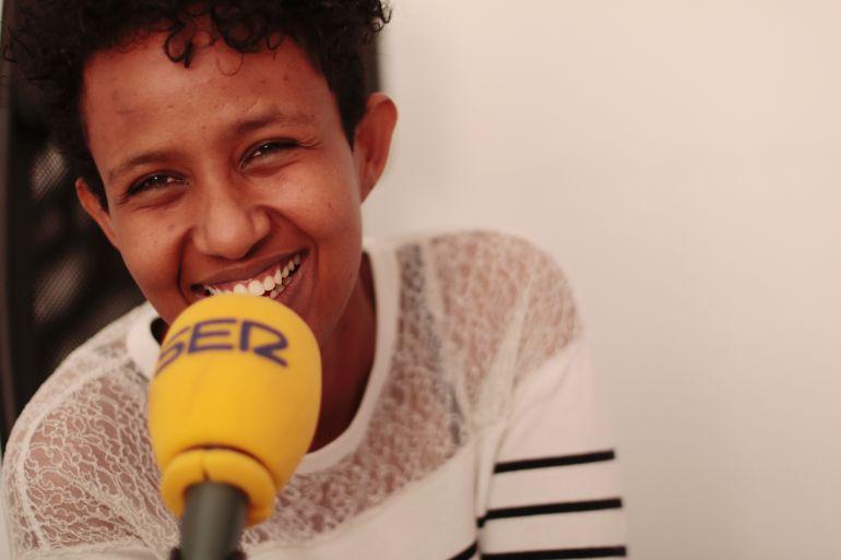 Hayat es la primera mujer de su familia que no ha sufrido la Mutilación Genital Femenina.