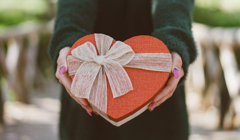 Regalos para este San Valentín.
