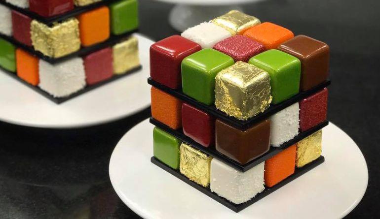 Para probar el Cubo de Rubik hay que pedirlo con tres días de antelación.