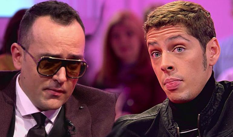 Risto hablo de 'millennials' con Eduardo Casanova en 'Chester'