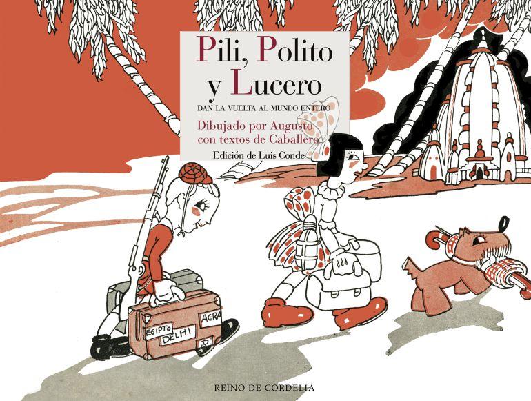 Las aventuras de Pili y Polito vuelven al papel