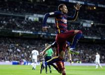 El Bernabéu evalúa a Neymar