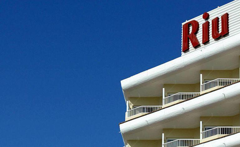Uno de los hoteles de la cadena Riu.