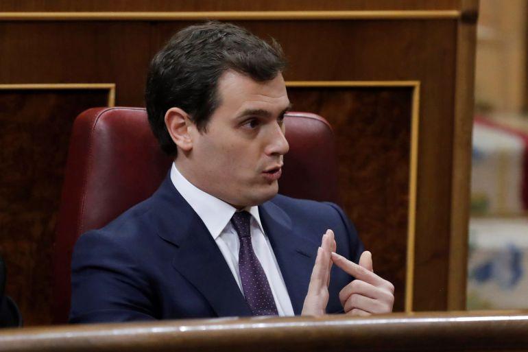 Cs logra poner en su contra a todo el hemiciclo con su iniciativa sobre los atentados de Cataluña