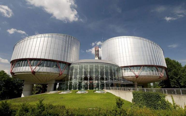 Tribunal Europeo de los Derechos Humanos, en Estrasburgo