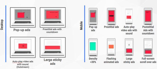 Así afectará el nuevo bloqueador de anuncios a tu experiencia en Internet.