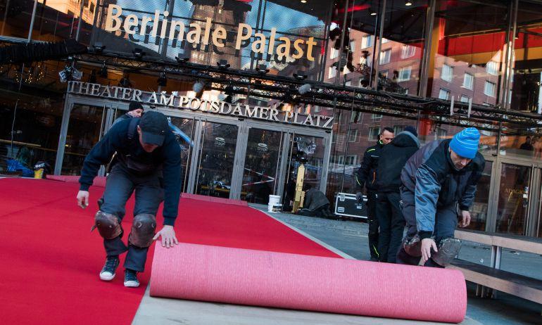 Berlín se viste de gala para acoger su festival más conocido.