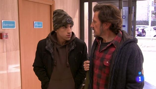 Jorge Jurado interprete a Chino, un joven conflictivo