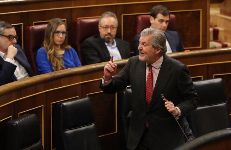 """El Gobierno atribuye la caída del apoyo al independentismo al """"esperpento"""" de sus líderes"""