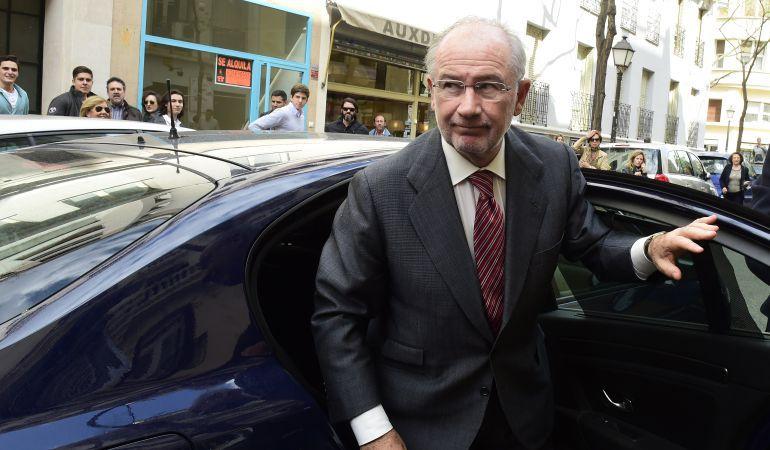 El exvicepresidente económico, Rodrigo Rato, en una imagen de archivo