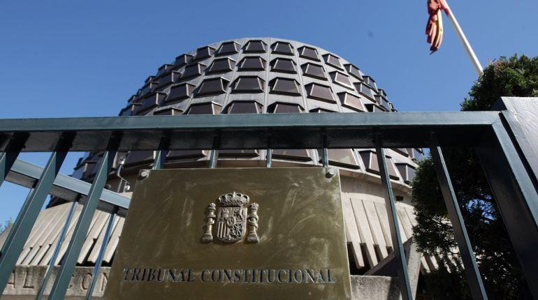 Fotografía de archivo del Tribunal Constitucional en Madrid.