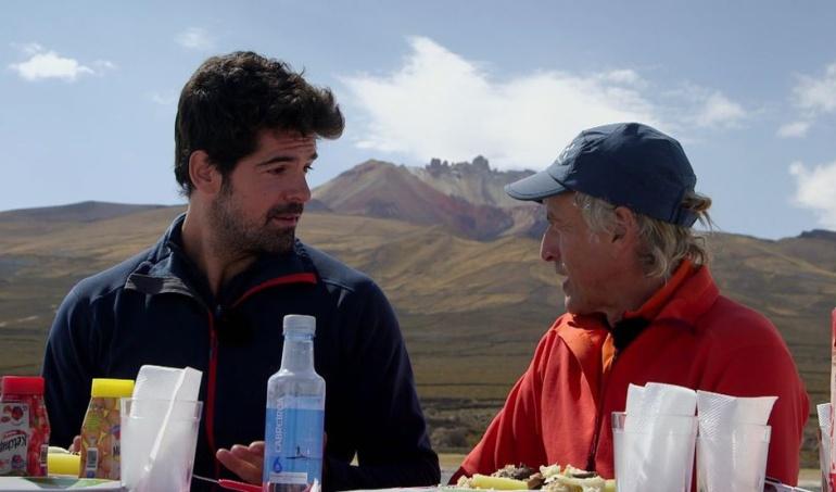 Miguel Ángel Muñoz, protagonista de la última expedición de 'Planeta Calleja'