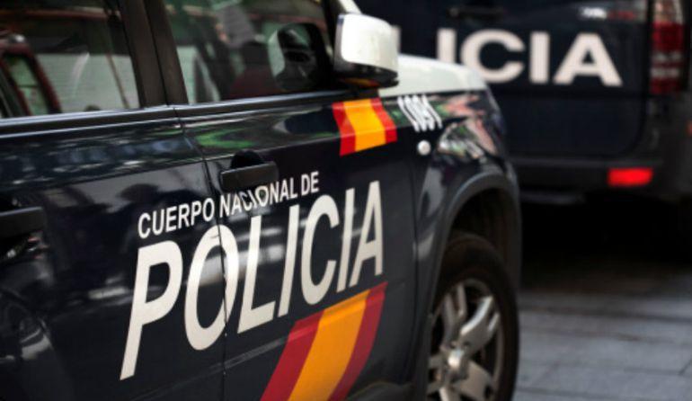 Imagen de un coche de Policía.