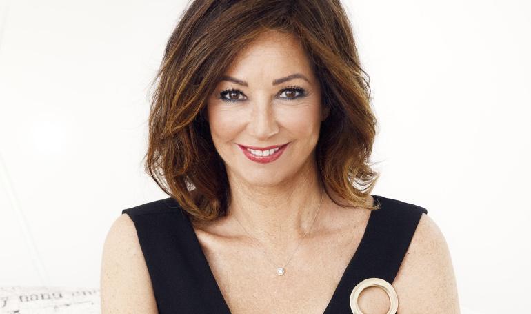 Ana Rosa Quintana, presentadora de 'El programa de Ana Rosa'