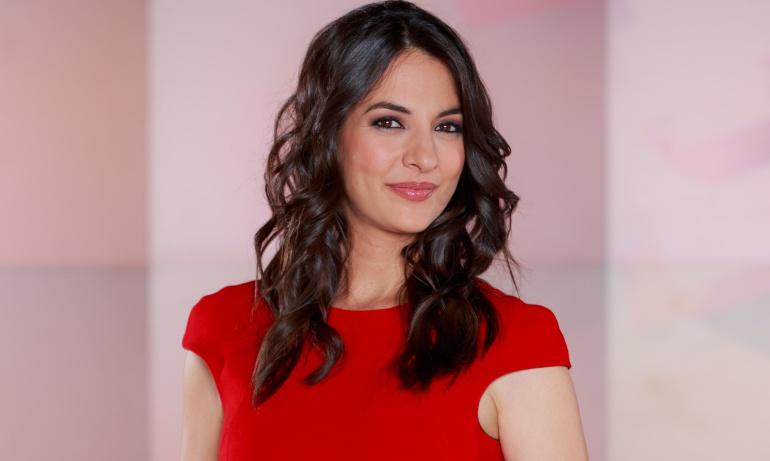 Esther Vaquero, presentadora de Antena 3