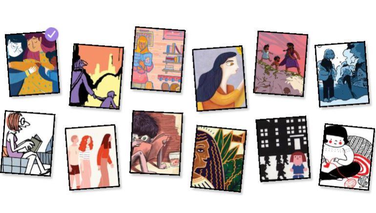 Las doce historias de Google con motivo del Día Internacional de la Mujer.
