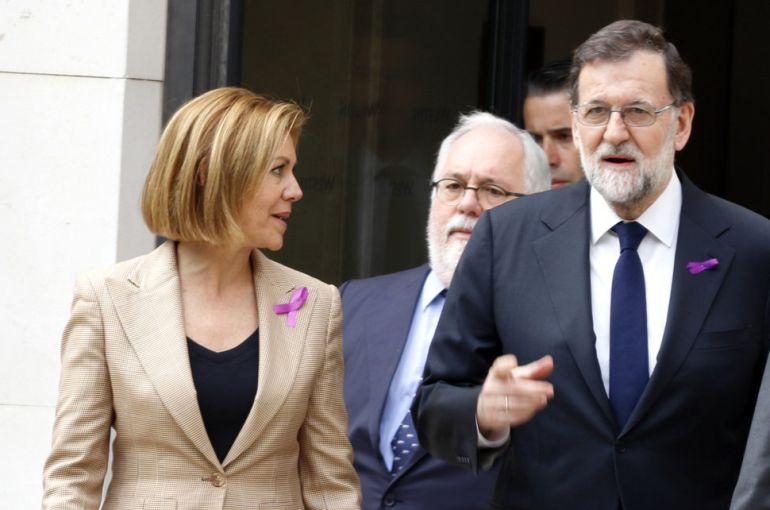 """8M: Rajoy dice que trabajará por igualdad real """"sin regatear un solo esfuerzo"""""""