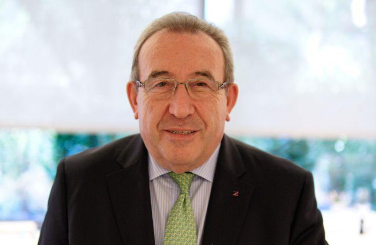 Carmelo Pérez, toda una institución de la hostelería madrileña.
