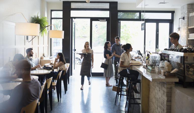 Restaurantes que han mejorado su clientela gracias a Internet.