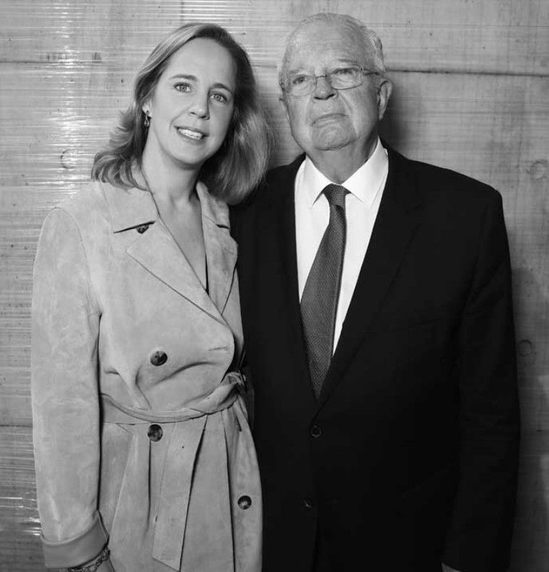 Sheila y Enrique Loewe
