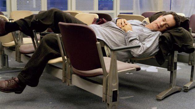 Tom Hanks, en La Terminal