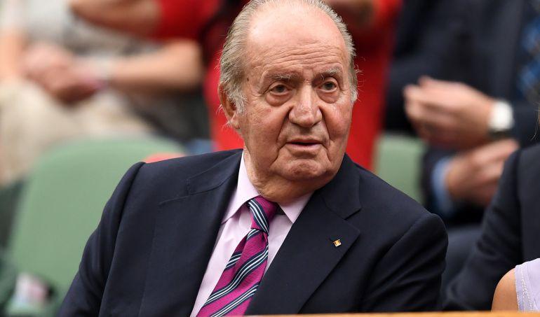 El rey Juan Carlos vuelve al quirófano