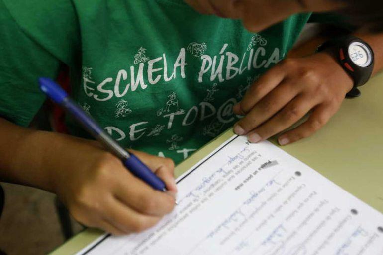 Decepción entre la comunidad educativa de la escuela pública ante la sentencia que avalará los puntos más polémicos de la LOMCE