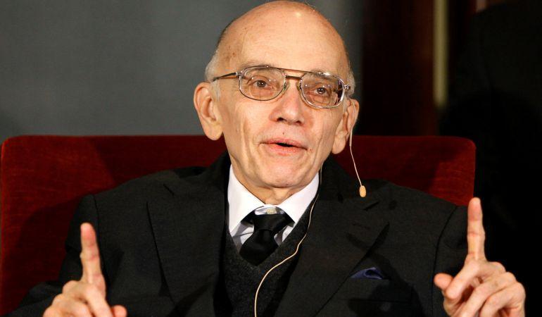 El compositor José Antonio Abreu.