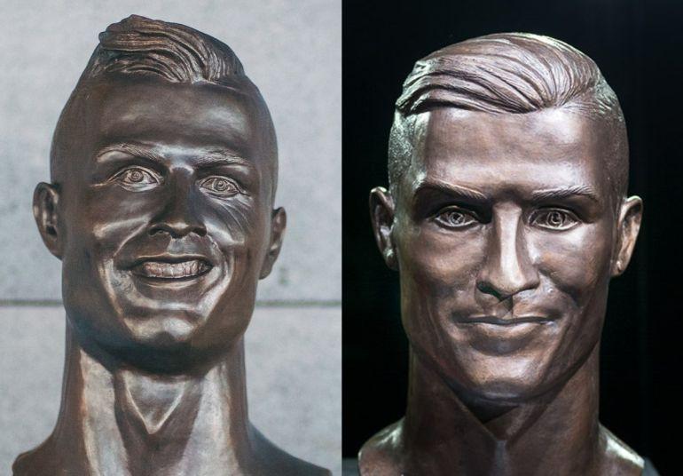 Resultado de imagen para busto cristiano