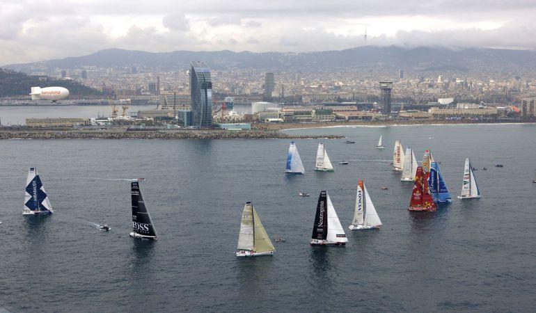 Suspenden la Barcelona World Race, que tenía prevista su salida el 12 de enero de 2019
