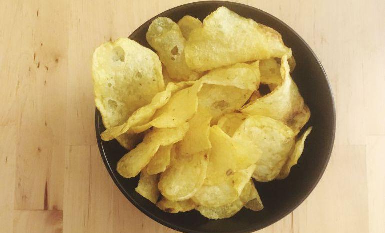 Las patatas fritas tienen una elevada concentración de acrilamida.