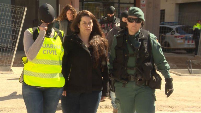 Detenida una presunta líder de los Comités de Defensa de la República por rebelión y terrorismo