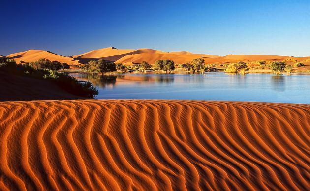Desierto de Namibia.