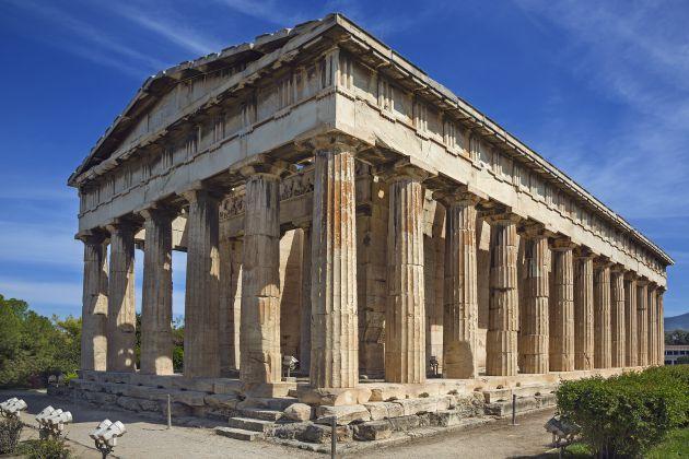 Tour privado de 4 días por Grecia: Epidauro, Micenas, Olimpia, Delfos y Meteora.