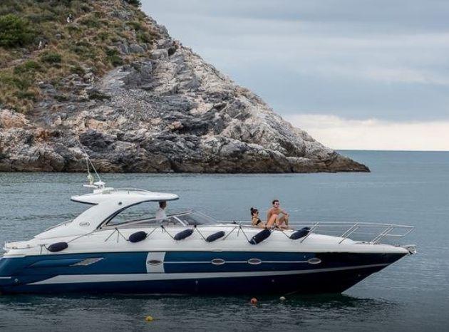 Excursión privada en yate de lujo por Terre y Portofino.
