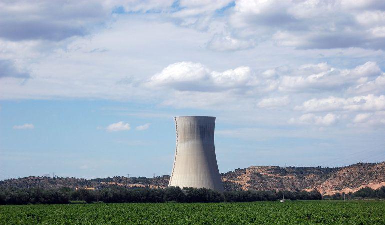 Central nuclear de Ascó I.