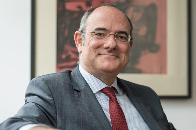 Jaume Duch, portavoz del Parlamento Europeo