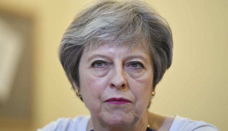 Theresa May, en una imagen de archivo