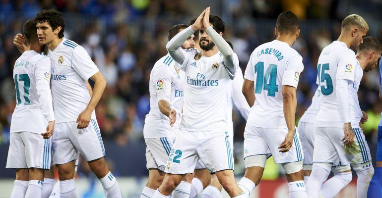 Isco pide perdón a la afición del Málaga por marcar a su ex equipo