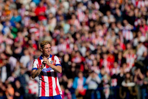 El Calderón se llenó en el regreso de Fernando Torres.