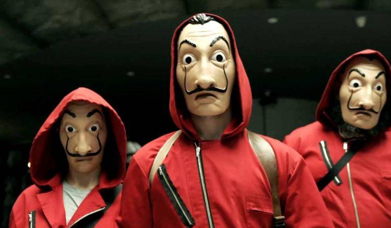 'La casa de papel' ya es la serie de habla no inglesa más vista de Netflix.